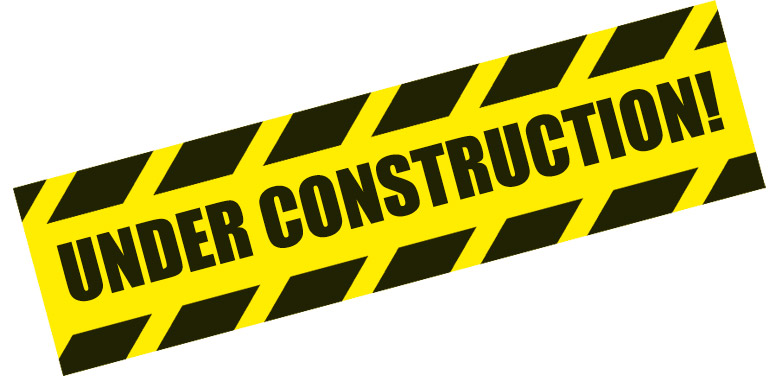 Under construction clipart 2