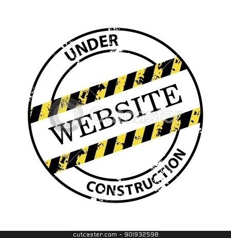 Under construction clipart 3