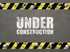 Under construction free construction clipart under clip art