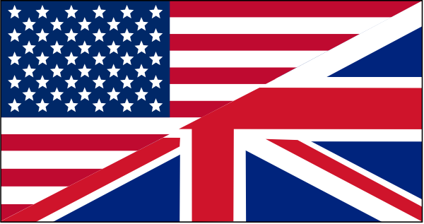 Union american flag clipart