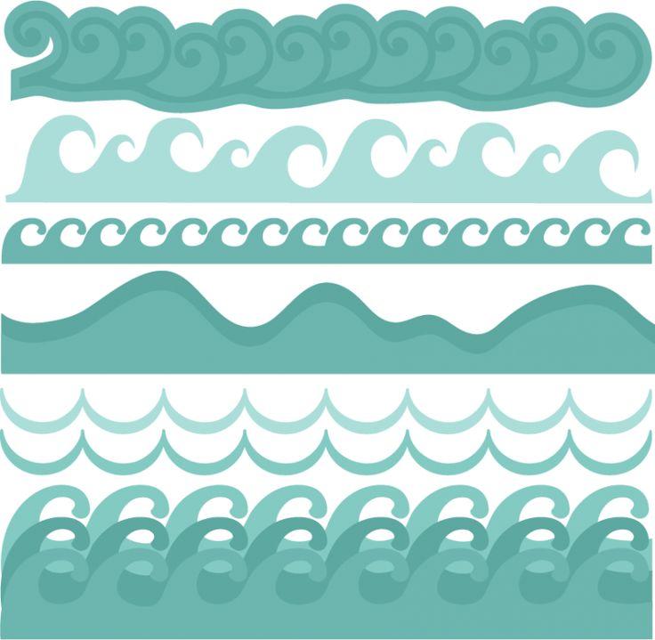 Waves wave clip art images clipart image 5 2