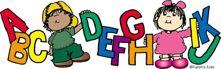 Welcome to preschool clipart free images 3
