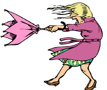 Windy clip art clipart