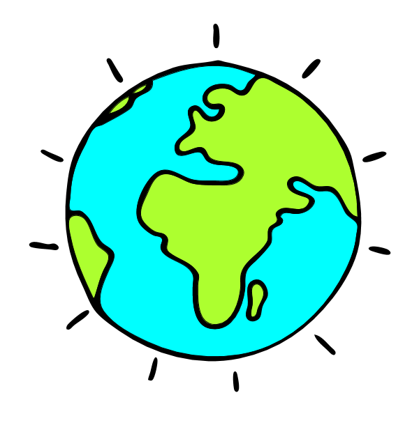 World globe clip art clipart 2