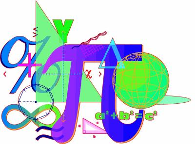 Algebra clip art 2