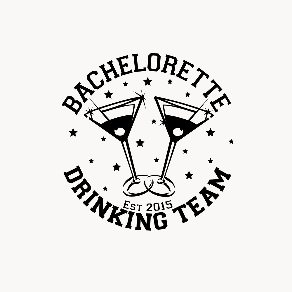Bachelorette clipart hostted