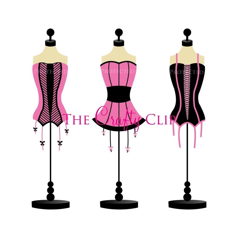 Bachelorette free lingerie clip art
