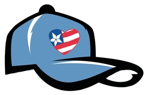 Baseball hat american hat clipart 2