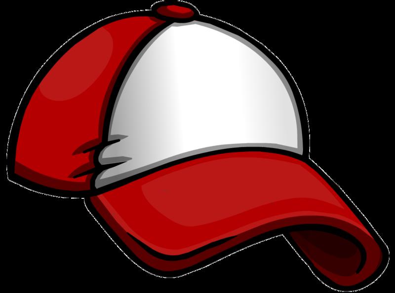 Baseball hat baseball cap clipart 2