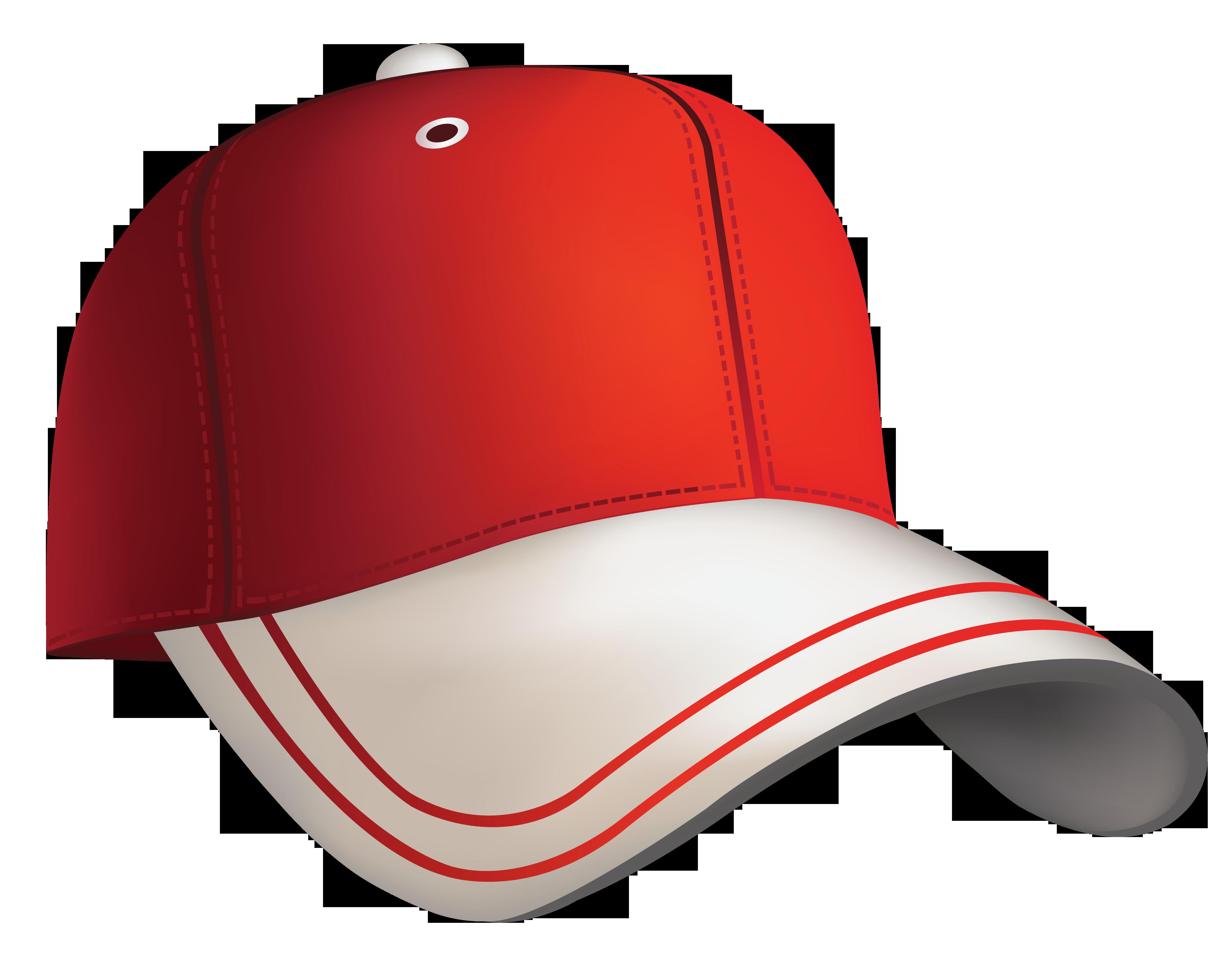 Baseball hat baseball cap clipart 3