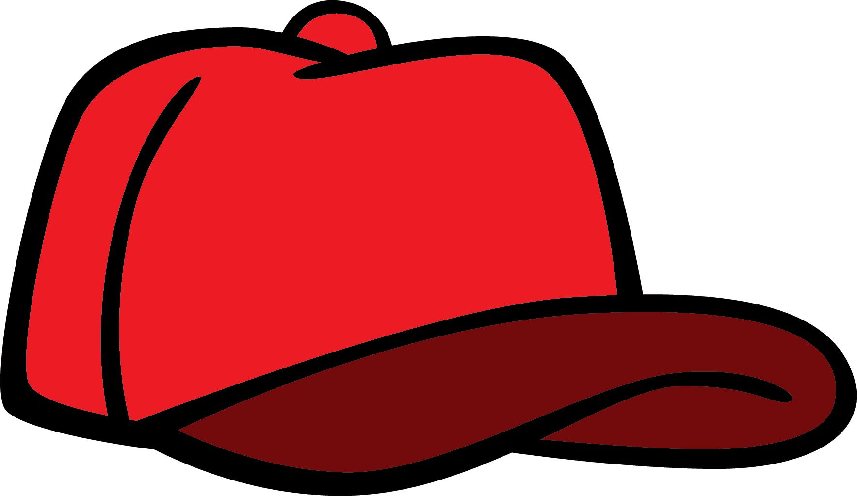 Baseball hat baseball cap clipart 4