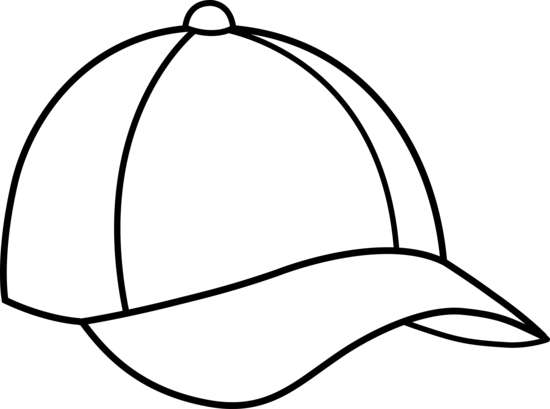 Baseball hat clipart free images 3