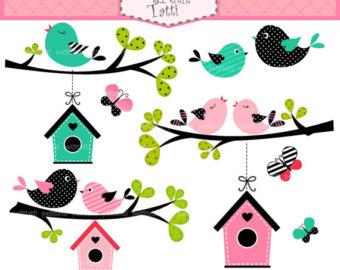 Birdhouse clipart 3