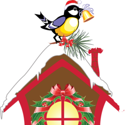 Birdhouse clipart craft projects animals clipartoons