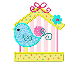 Birdhouse free clipart 3