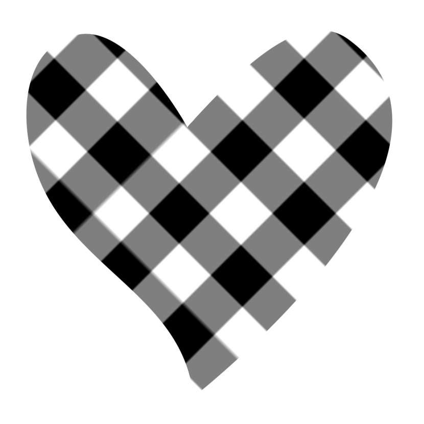 Black heart heart black and white heart clipart clip art 2