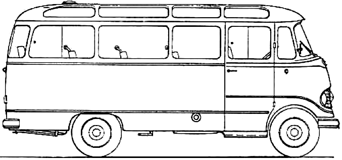 Bus  black and white bus clipart black and white clipartfest 3