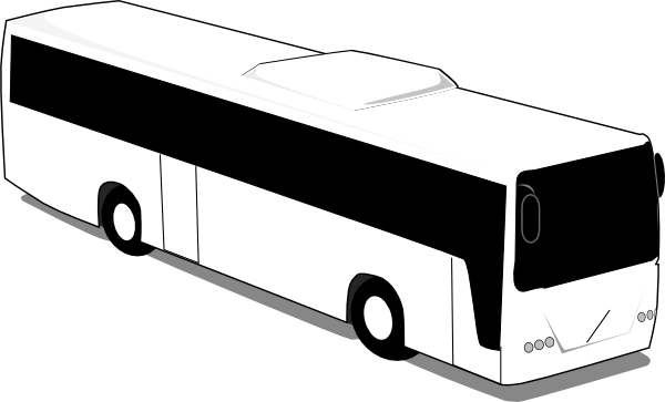 Bus  black and white school bus clipart black and white craft projects