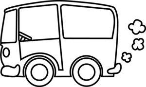 Bus  black and white school bus clipart black and white free 2