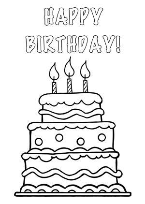 Cake  black and white cake clipart black and white free clipartfest 2