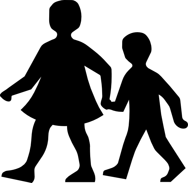 Children walking feet clip art free clipart images 5