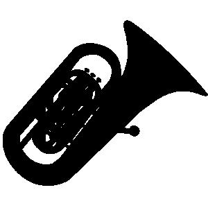 Clip art tuba clipart image