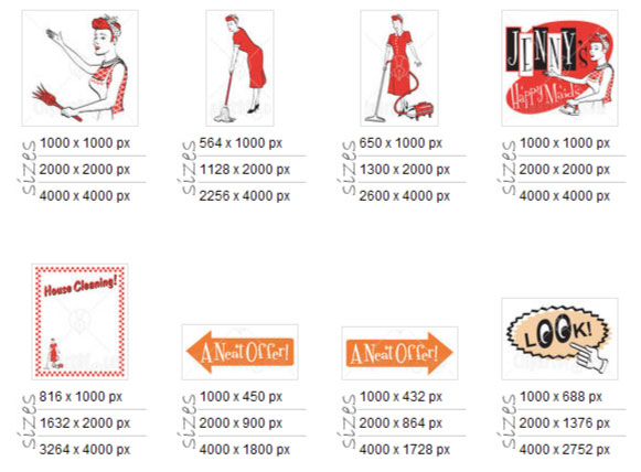 Clipart clip art cleaning housekeeping