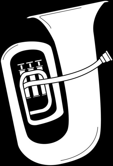 Cliparti1 tuba clipart image