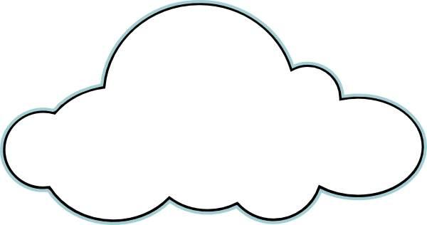 Cloud clip art rain clouds clipart free id clipart