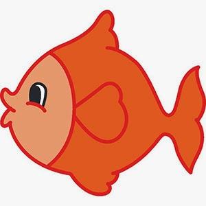 Cute fish clip art vergilis clipart