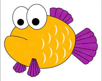 Cute fish fish clipart images clipartfest