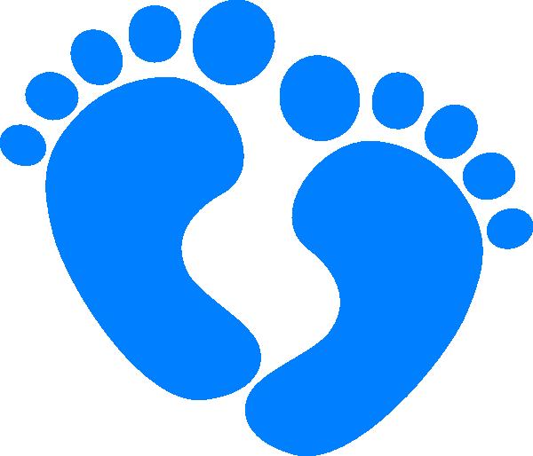 Foot walking feet clip art 4 image
