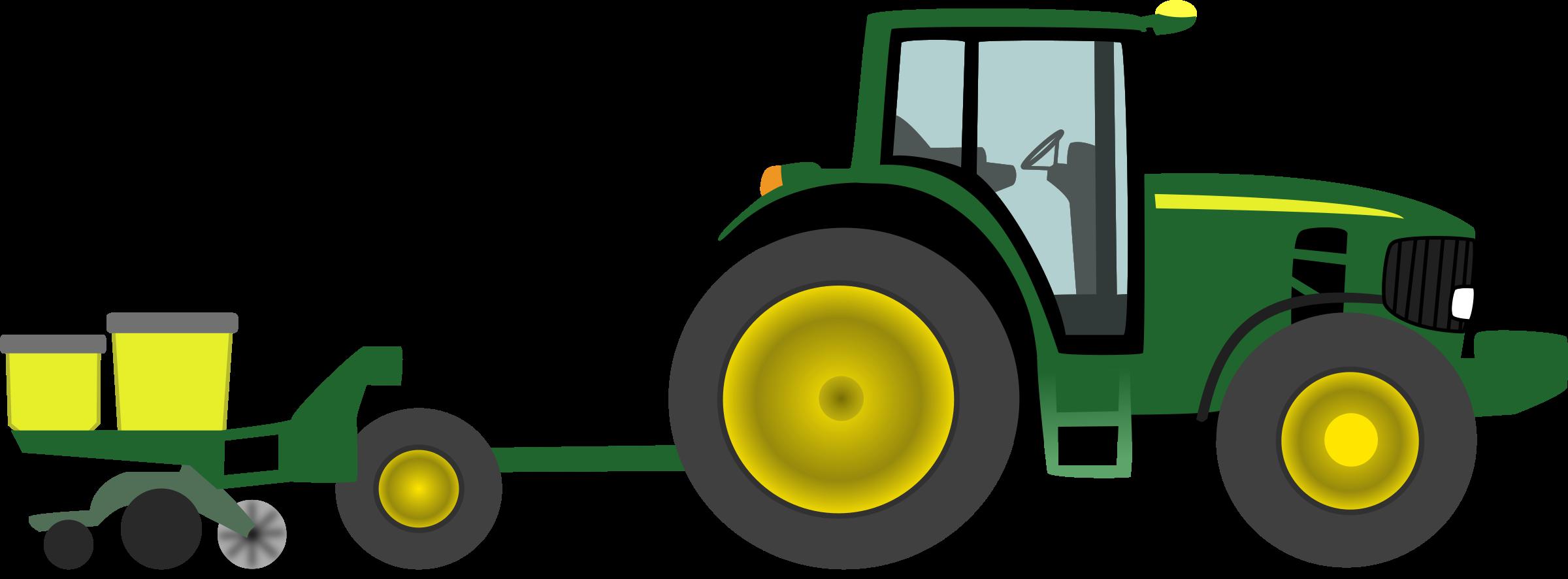 Green tractor clip art john deere free cliparts