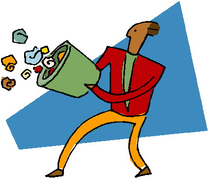 Housekeeping cleaning clip art 3