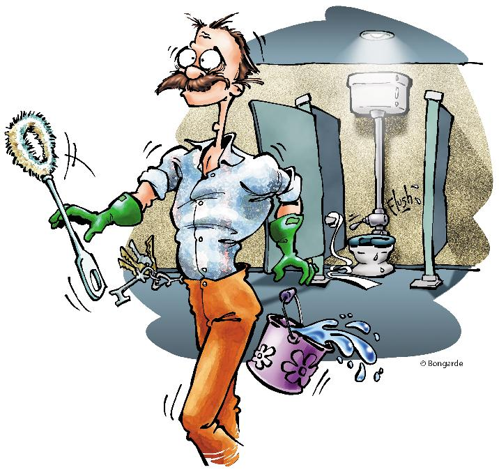 Housekeeping clip art 7