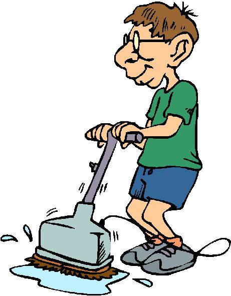 Housekeeping clip art