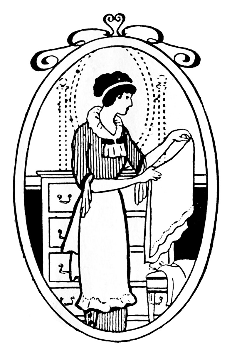 Housekeeping clipart 6
