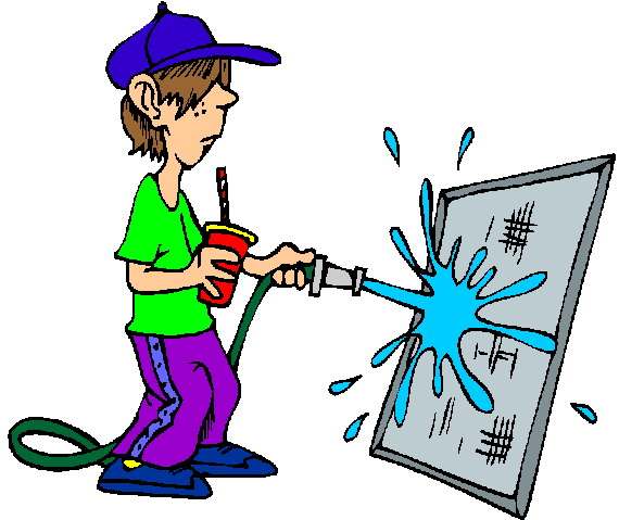 Housekeeping clipart 9