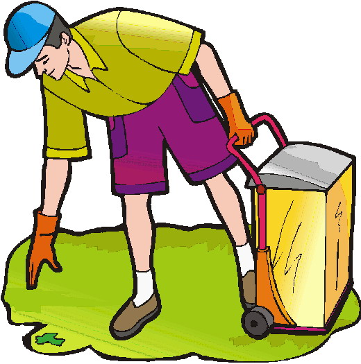 Housekeeping clipart cleaning hostted 2
