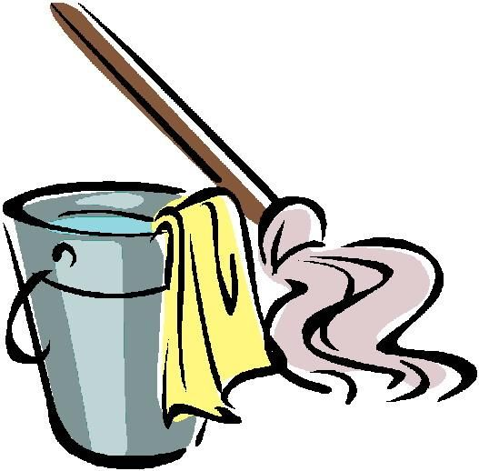 Housekeeping clipart clipart