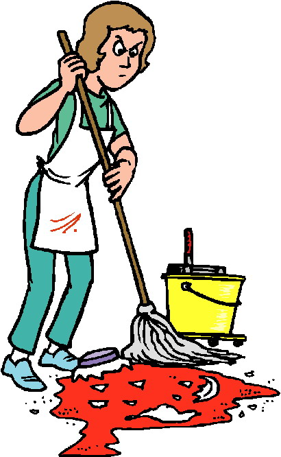 Housekeeping clipart free images 4