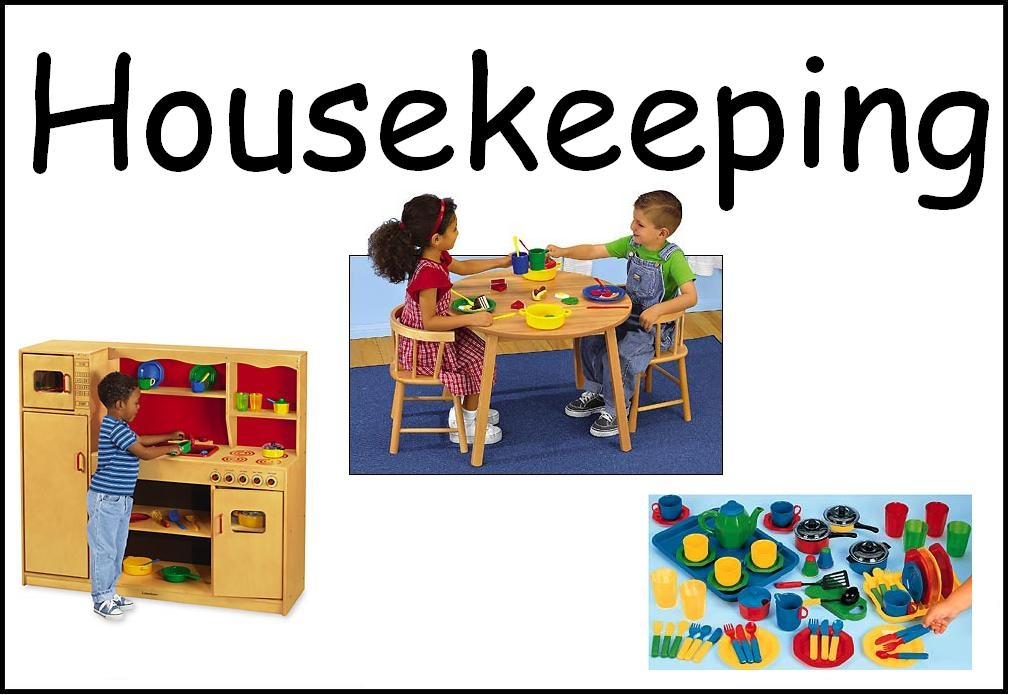 Housekeeping clipart images