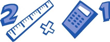Image of algebra clipart 6 symbols clip art free