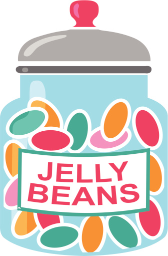 Jelly bean jar clipart clipartfest 2