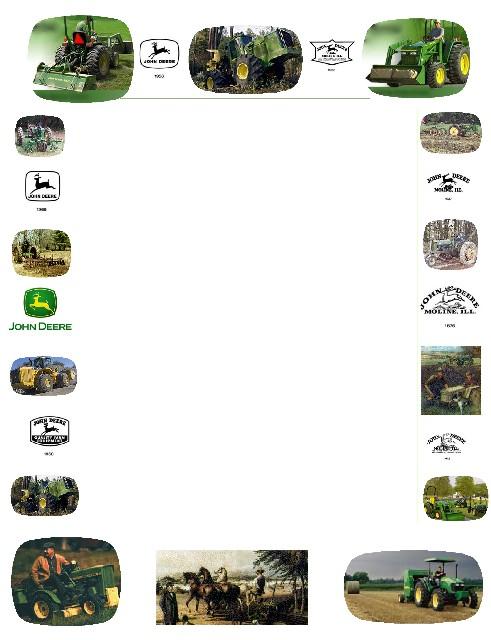 John deere tractors clipart tractor clip art - WikiClipArt