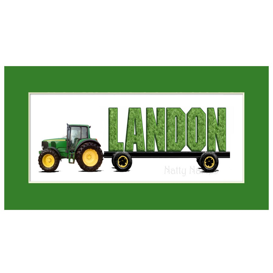 John deere machine clipart