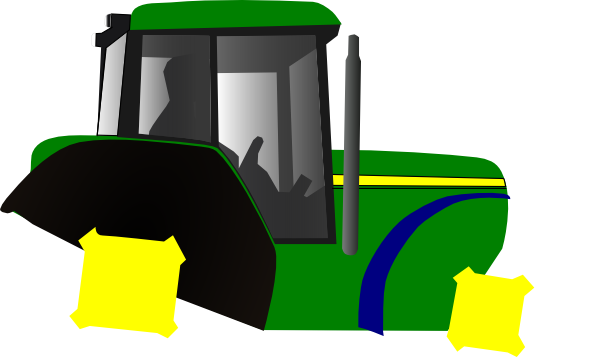 John deere tractor clip art clipart 7