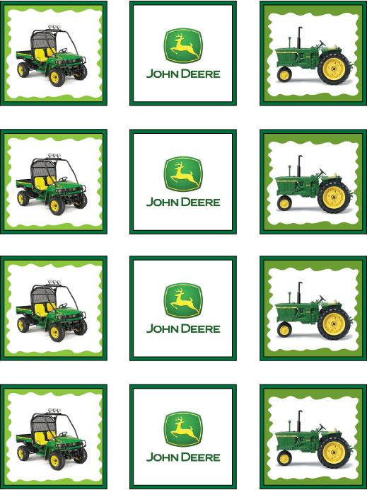 John deere tractor clipart 11