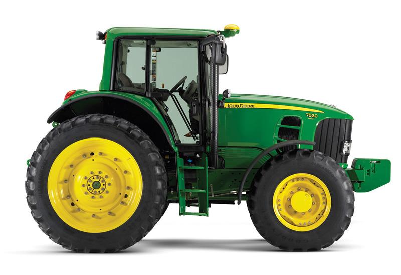 John deere tractor clipart 2