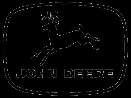 John deere tractor clipart 6
